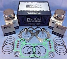 KAWASAKI 4X4 2002-08 KVF650 .5 PISTON GASKETS PRAIRIE V-TWIN KVF 650 BRUTE FORCE
