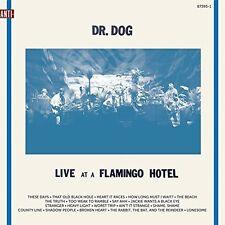 Le Dr Dog-Live at a Flamingo hôtel (Dolp) vinyl LP + DOWNLOAD NEUF