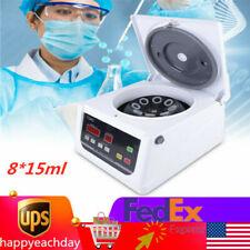 Td4c 8x15ml Medical Beauty Prp Lab Blood Centrifuge Machine Low Speed Centrifuge