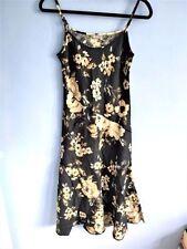 Regular Size Linen Tea Dresses