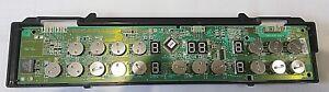 AEG 49106IU-MN HOB INTERFACE BOARD TOUCH SENSOR CONTROL PCB (AEG.14), GENUINE