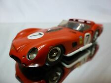 WESTERN MODELS METAL KIT (built) 1962 FERRARI 330 TRI/LM SPIDER - 1:43 - GOOD