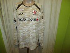 "FC St.Pauli Original Langarm DFB-Pokal Trikot 2005/06 ""mobilcom"" Gr.XXL TOP"
