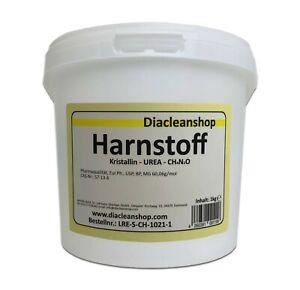 Harnstoff UREA kristallin - min 99,6% - Pharma-Qualität 1kg