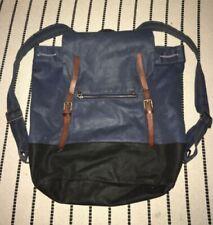 ally capellino blue bag