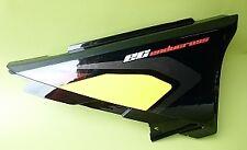 Plaque arrière noire BE92600RCNAZCT2 Gasgas origine