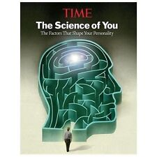 NEW The Science of You- The Factors That Shape Your Personality by Time Magazine