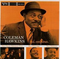 Coleman Hawkins His Confreres CD 1990 Verve Oscar Peterson Trio Ben Webster