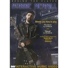 Behind The Player: Robbie Merrill DVD