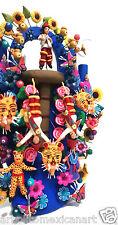 Papantla Flyers Handcrafted Tree of Life/Arbol de la Vida/Mexican Folk Art