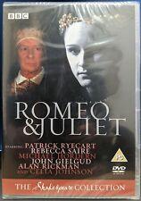 Romeo and Juliet BBC Shakespeare Collection DVD Patrick Ryecart / Celia Johnson