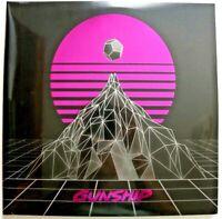 """Vinyl - 12"""" 2xLP Gatefold - GUNSHIP - GUNSHIP (Reissue) 2017 - New"""