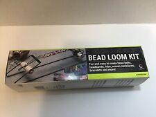 Bead Loom Kit Cousin AJM65027004 Pre-teen Crafts Bracelets Woven Necklaces Fobs