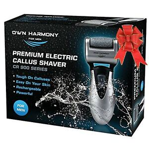 Own Harmony Electric Callus Remover & Rechargeable Pedicure Tools For Men ...