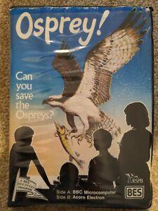 Osprey! RSPB For BBC Acorn Electron
