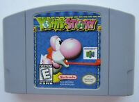 *GOOD* Yoshi's Story Nintendo 64 N64 Video Game Cart Super Fun Retro Kids Mario