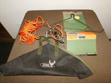 HME PRODUCTS 4:1 PULLEY SYSTEM & GAMBREL DEER HUNTING LARGE GAME 500 LB HOIST