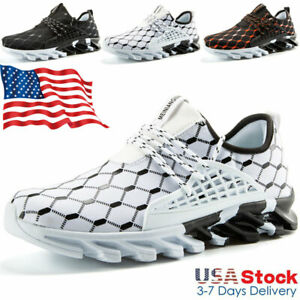 Men's Casual Shoes Sports Running Athletic Jogging Walking Tennis Sneakers Gym