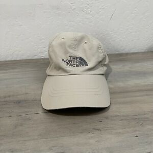 THE NORTH FACE LIGHT BROWN LIGHTWEIGHT PACKABLE 6 PANEL HAT EXCELLENT CONDITION