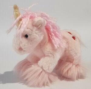 """Russ Berrie - Plush 6"""" Unicorn - Starlit - Pink"""
