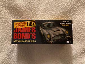 James Bond Aston Martin DB5 Goldfinger  Corgi Model Car