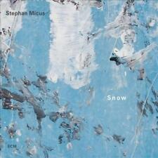 STEPHAN MICUS - SNOW NEW CD