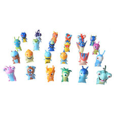"24pcs Slugterra Mini PVC Action Figures Toys Dolls Decor Kids Cartoon Gift 1""-2"""