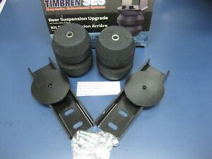 Timbren SES Suspension Enhancement Bump Stop Rear Set Kit 2001-2010 Chevy GMC