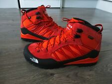 MEN'S  THE NORTH FACE VERTO S3K II GTX BOOTS,fiery red, size UK 8.5, EUR42.5