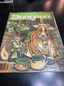 Dungeon Magazine • Issue 12 • TSR • July/August 1988