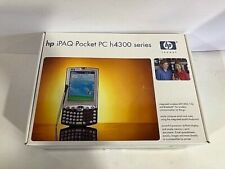 Hp iPaq Pocket Pc Model# H4355 Brand New Sealed by Factory Read