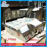 """27"""" Countertop Sandwich Refrigerator Salad Salsa Bar Cooler Table Cooler Depot"""
