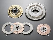 OS Giken TS2B twin-plate clutch FOR Mazda SA22C RX7 series 1-3