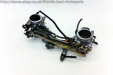Cagiva V Raptor 1000  (1) 01' Throttle bodies Carbs CARBURETTOR