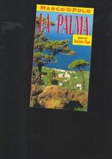 (b97502)   La Palma Marco Polo Reiseführer 1994, 96 Seiten, Bilder, Karten