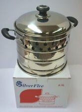 SilverFire Dragon Pot by