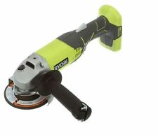 Home Ryobi ONE+ 18-Volt 4-1/2 in. Cordless Angle Grinder Power Tools Tool-Only