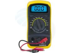 DMM6013L Digital Capacitance Meter 200Pf 200nF 200uF 20mF w/ Backlight