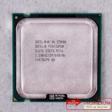 Intel Pentium Dual-Core E5800 SLGTG CPU 3.2/2M/800 LGA 775/Socket 100% work free