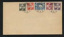 Greenland 1,2,4,6 on cover Kl1218