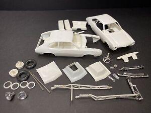 Original AMT Ford Pinto Drag Funny Car 1/25 Plastic Model Junkyard Rebuilders