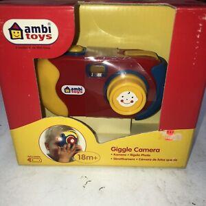Ambi Toys Giggle Camera 31049