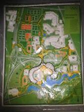 Seltenes 3D Relief, Olympia Park München, Olympische Spiele 1972, originalverp.
