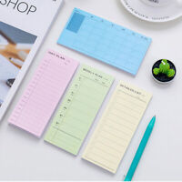 1 PC Day Plan Week Plan Month Plan Notepad Copybook Journal Office Stationery