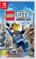 LEGO City Undercover Nintendo Switch IT IMPORT WARNER BROS