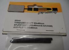 New HPI Threaded Shaft M4x60mm For E-Savage 82044