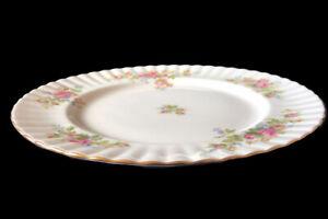 Royal Albert MOSS ROSE 26cm Dinner Plate EC England 1st c1990's