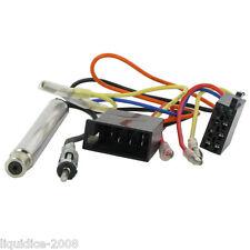Ct20vw07 SEAT TUTTI I MODELLI 8 VIE ISO Cablaggio adattatore lead per auto / veicolo