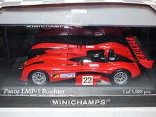 Minichamps Panoz LMP-1 Roadster Le Mans 24hrs 2002 Policand / Duez / McCarthy