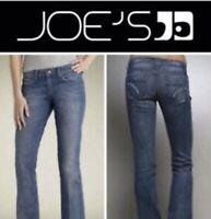 Joes Jeans Rocker Skinny Flare Medium Wash Miles Size 27 Womens